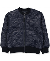 Bomber-Jacke in Navy