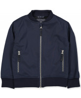 Softshell-Jacke in Navy