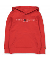 Sweatshirt in Rot