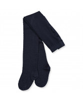 Strumpfhose in Deep Navy