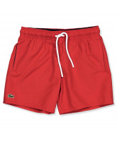 Badehose in Rot/Navy