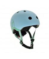 Fahrradhelm XXS-S - Steel