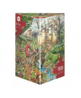 Puzzle Fairy Tales - 4000 Teile