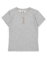 T-Shirt in Grau