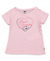 T-Shirt in Rosa