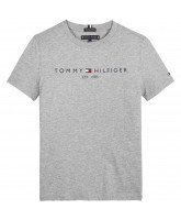 Bio T-Shirt in Grau