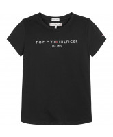 Bio T-Shirt in Schwarz