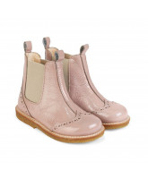 Stiefel in Rosa