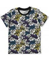 T-Shirt in Navy