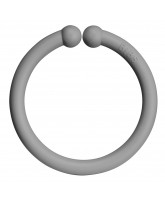 Bibs loop ring - Smoke