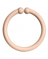 Bibs loop ring - Blush