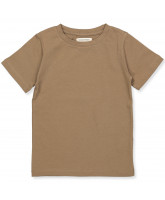 T-Shirt in Camel