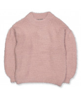Pullover in Rosa