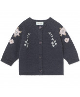 Cardigan Kerry aus Wolle