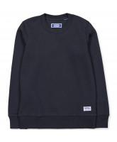 Sweatshirt in Navy