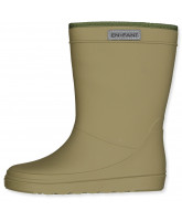 Thermo-Wintergummistiefel in Olive