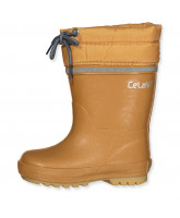 Thermo-Wintergummistiefel in Pumpkin Spice