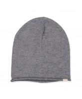 Mütze Arno mit Wolle