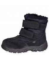 Tex-Winterstiefel in Navy