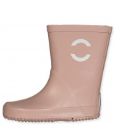 Gummistiefel in Adobe Rose
