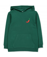 Bio Sweatshirt Chilli