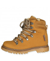 Tex-Winterstiefel in Camel