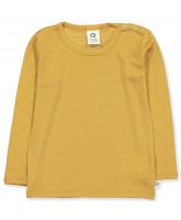 Bio Langarmshirt aus Wolle