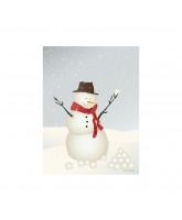 Weihnachten SNOWMAN