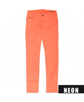 Neon Orange Jeggings